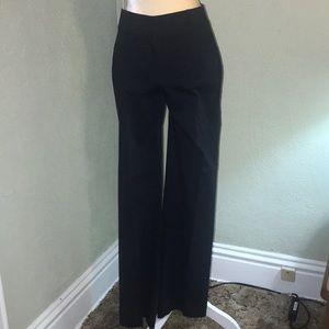 Ann Taylor Navy Slacks Size 2